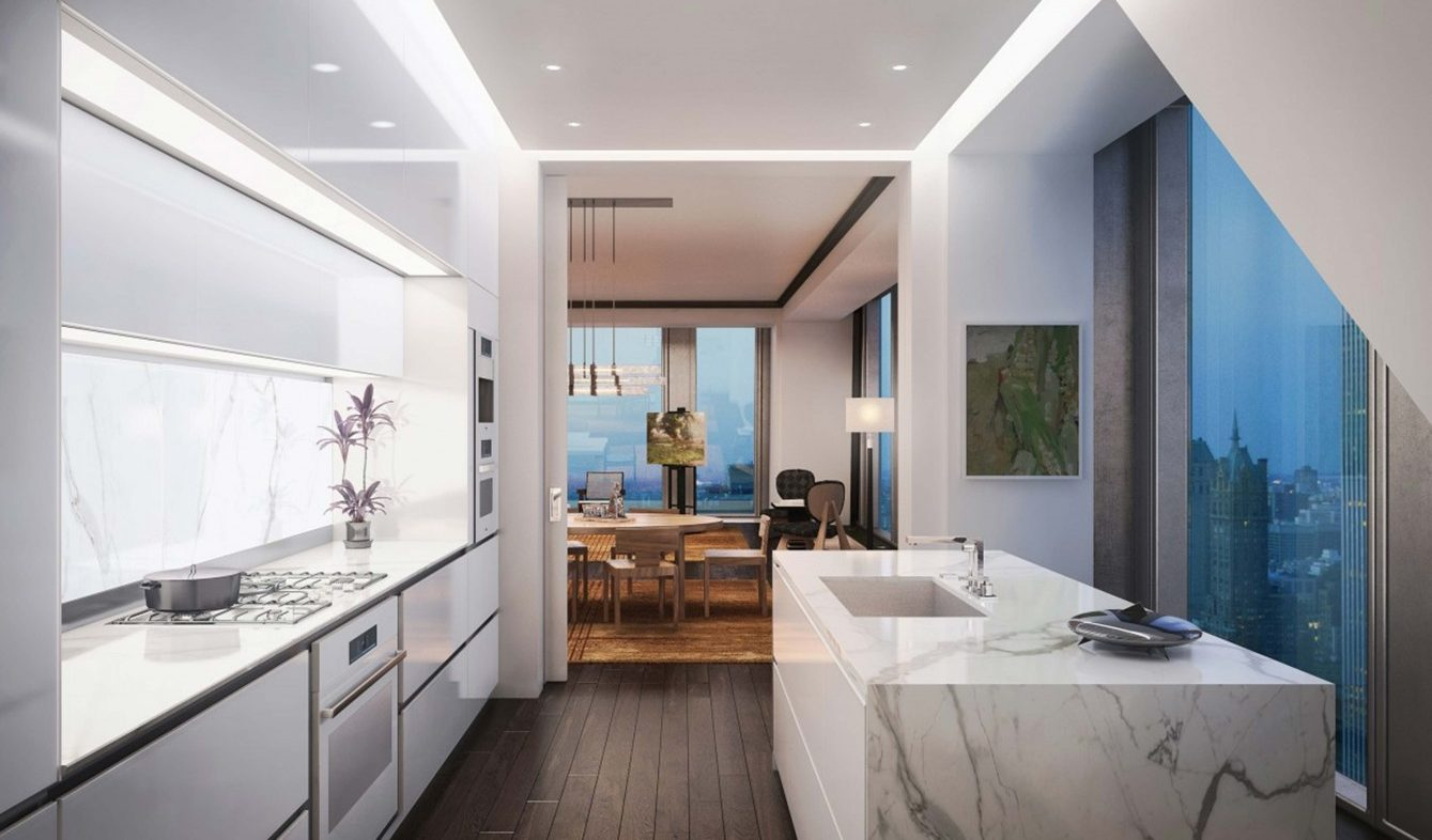 MoMa Tower Apartments