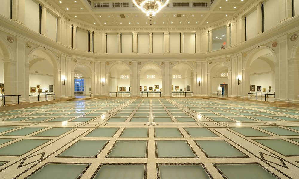 Terrazzo in Gallery
