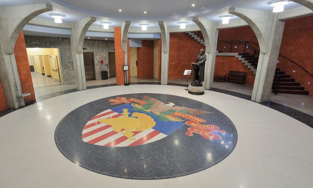 Terrazzo in Lobby and Corridors